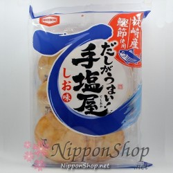 Teshioya Senbei - Salt