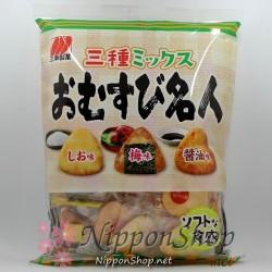 Omusubi Meijin Senbei