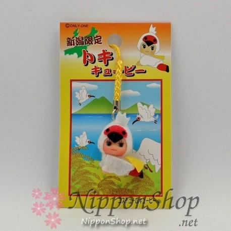 kewpie phone strap - NIIGATA (Sado)