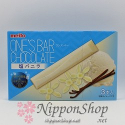 One's Bar Chocolate - Shio Vanilla