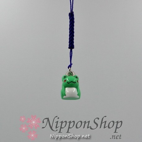 Mobile phone strap - Frog