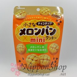 Chocochip Melonpan Cookies - mini