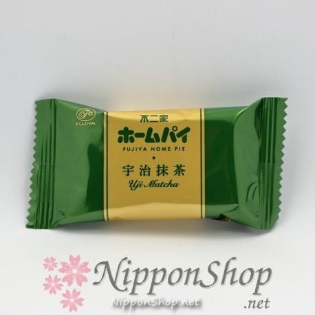 Fujiya Home Pie - Uji Matcha
