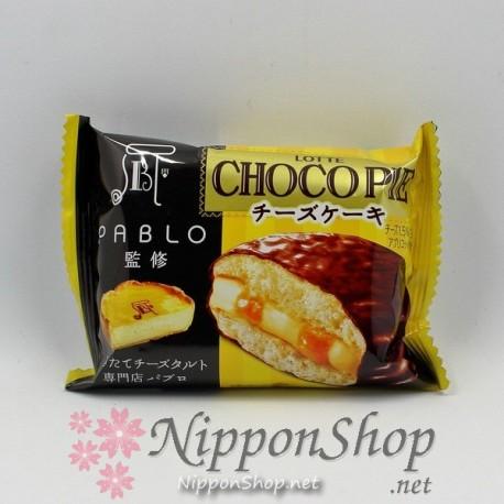 Choco Pie Premium - Cheese Cake Apricot