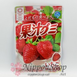 Meiji Kaju Gummy - Strawberry
