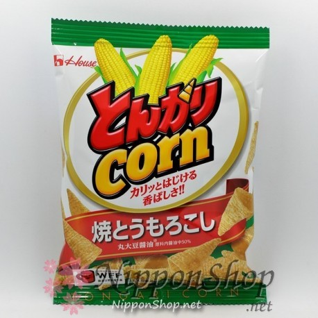 Tongari Corn mini - Grilled Corn