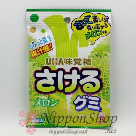 Sakeru Gummy - Melone
