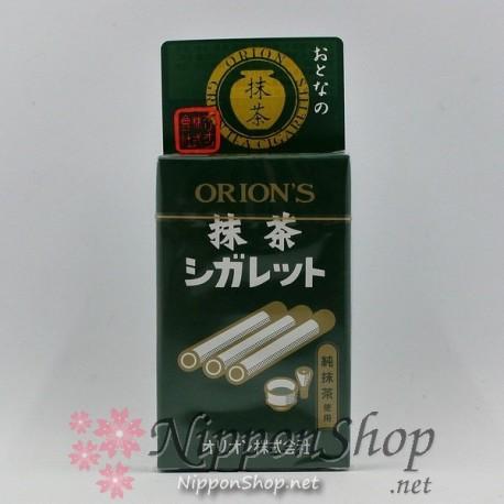MATCHA cigarettes