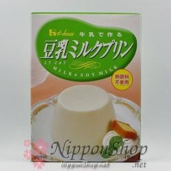 Soy-milk Milk Pudding
