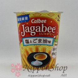 Jagabee - Shio & Goma-abura