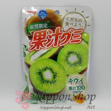 Meiji Soft Gummy - Kiwi
