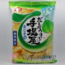 Teshioya Senbei - Aoshiso