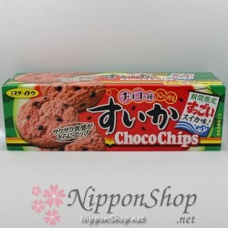 Suika Choco Chip Cookies