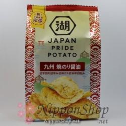 Japan Pride Potato - Kyushu Yakinori Shoyu