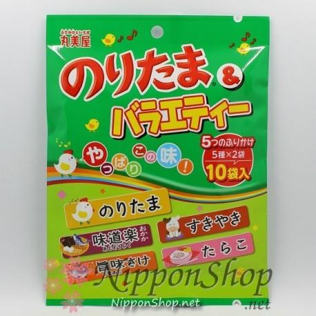 Furikake - Noritama & Variety