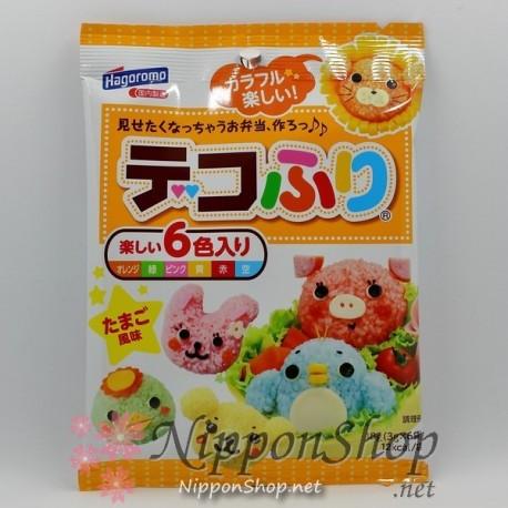 Furikake - DecoFuri Tamago
