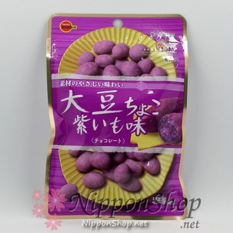 Daizu Choco - Purple Sweet Potato