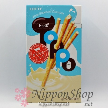 TOPPO Maroyaka Milk Chocolate