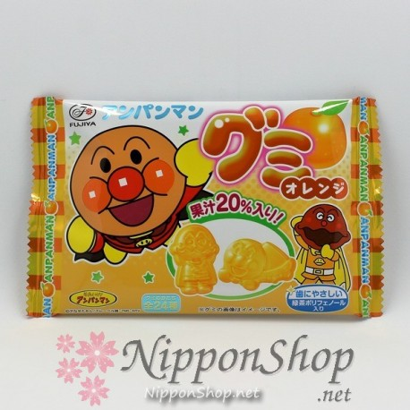 Anpanman Gummy - Orange
