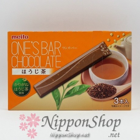 One's Bar Chocolate - Houjicha