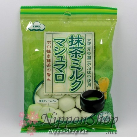 Matcha Milk Marshmallow