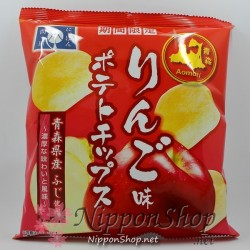 Kartoffelchips - Aomori Ringo