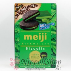 Rich Matcha Biscuits