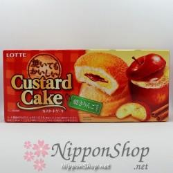 Custard Cake - Yaki Ringo
