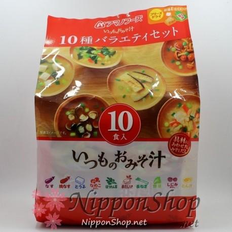 Miso Soup - 10 Flavour Set