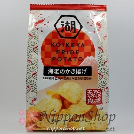 Japan Pride Potato - Ebi no Kakiage
