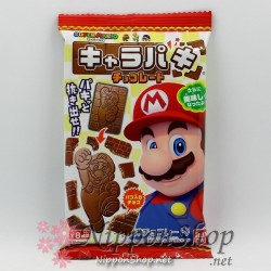 Super Mario Character Chocolate