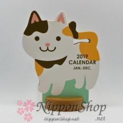 Desktop Calendar - Neko