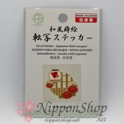 Abziehbild - Japanese Window