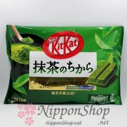KitKat Matcha no Chikara