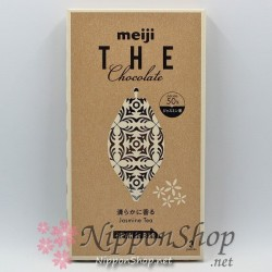 Meiji THE Chocolate - Jasmine Tea