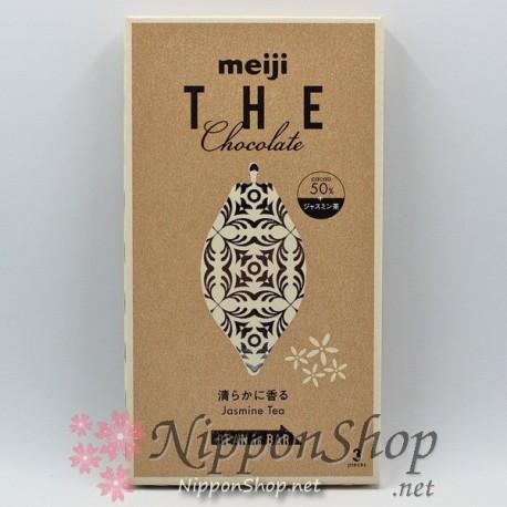 Meiji THE Chocolate - Jasmine Tea