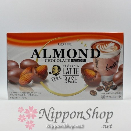 ALMOND chocolates - Cafe Latte