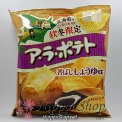 Calbee ala Potato - Sojasoße