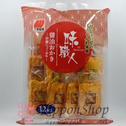 Okaki Senbei - Soy sauce
