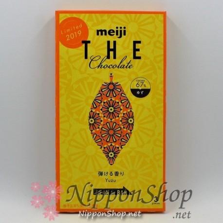 Meiji THE Chocolate - Yuzu