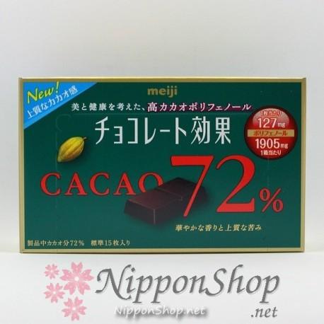 Chocolate - Cacao 72%