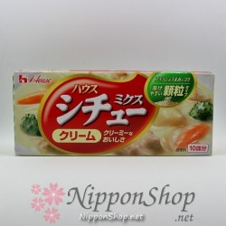 Japanese style Cream Stew mix