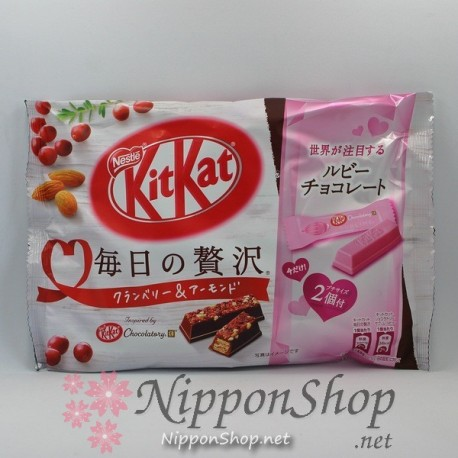 KitKat Chocolatory - Cranberry & Almond