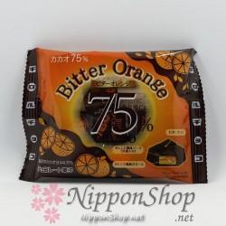 TIROL Choco - Bitter Orange 75
