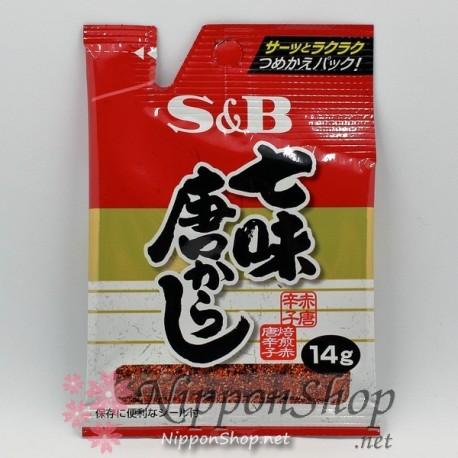 Nanami - Japanischer Chilimix