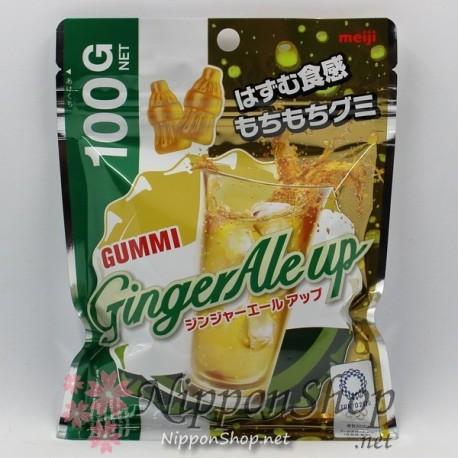 Ginger Ale Gummy