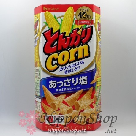 Tongari Corn - Salz