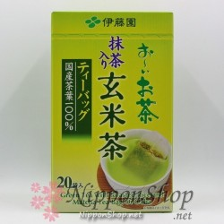 Genmai tea
