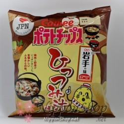 Calbee Regional Potato Chips - Iwate