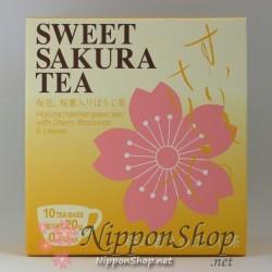 Sweet Sakura Houjicha